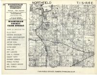 Northfield T1S-R6E, Washtenaw County 1957